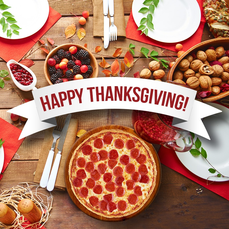 4 Times Frozen Pizza Will Save Your Thanksgiving Weekend - Featured Image
