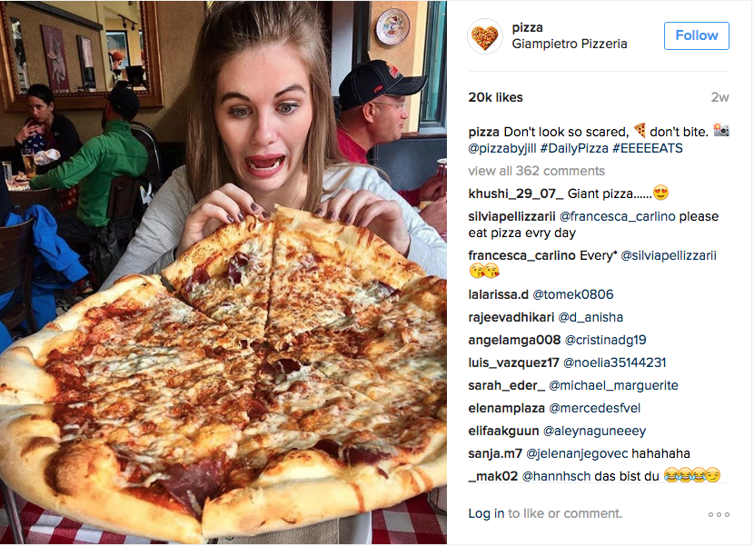 8 Instagram Accounts Every Pizza Lover Should Follow - Featured Image