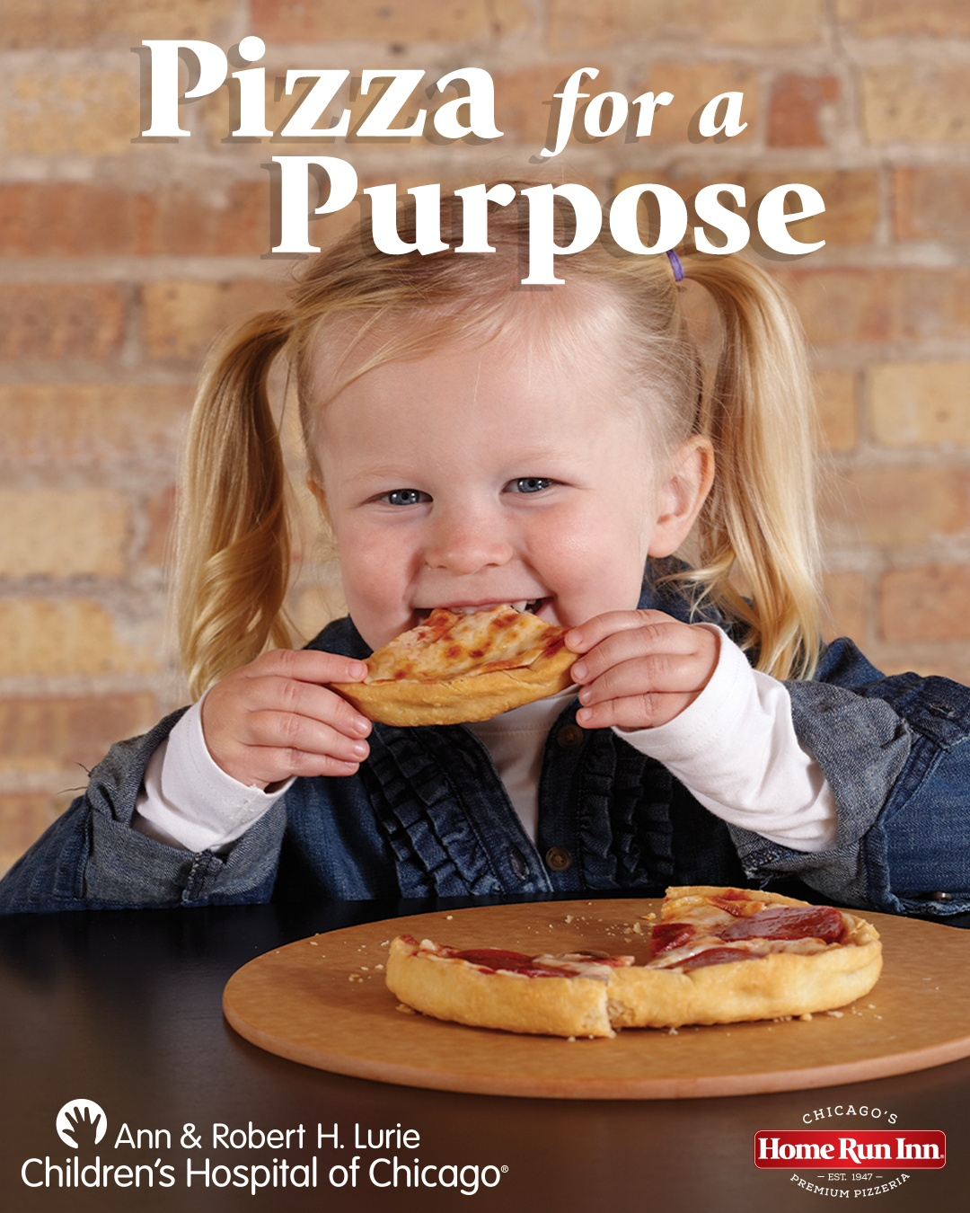 Give back this holiday season with Home Run Inn Pizza - Featured Image