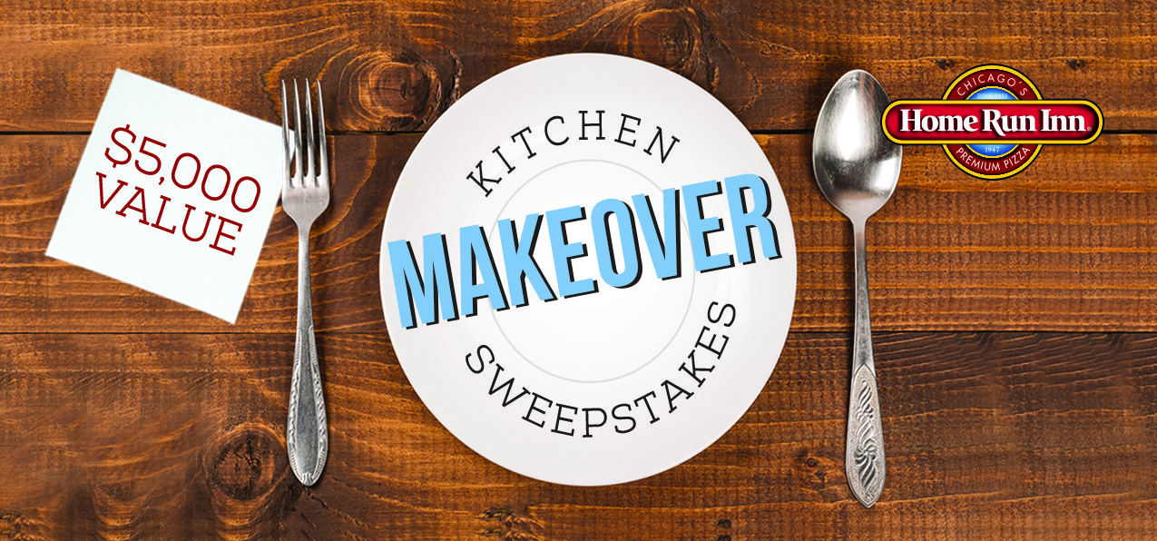 Kitchen Makeover Sweepstakes - Featured Image